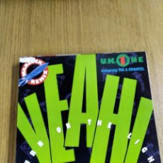 Discos de vinilo: MAXI SINGLE VINILO UK ONE FEAT TIA & CHANTEL. Lote 228040171