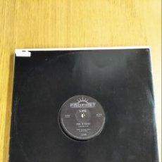 Discos de vinilo: MAXI SINGLE VINILO LIFE. Lote 228043150