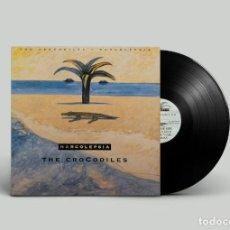 Discos de vinilo: THE CROCODILES – NARCOLEPSIA. Lote 228043850