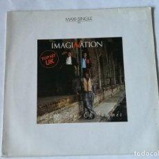 Discos de vinilo: IMAGINATION - LAST DAYS OF SUMMER - 1985. Lote 228048632