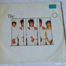 Discos de vinilo: THE THREE DEGREES - THE HEAVEN I NEED - 1985. Lote 228050330