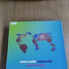 Discos de vinilo: MAXI SINGLE VINILO ENGLAND NEWORDER. Lote 228053041
