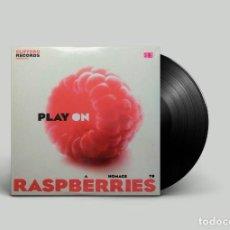 Discos de vinilo: VARIOS – PLAY ON - A HOMAGE TO RASPBERRIES. Lote 228054015