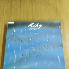 Discos de vinilo: MAXI SINGLE VINILO RIKY. Lote 228054752