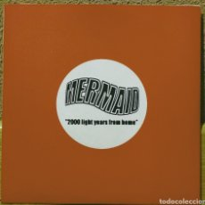 Disques de vinyle: MERMAID - TOMORROW NEVER KNOWS / 2000 LIGHT YEARS FROM HOME SG RECORBITAL. Lote 228055375