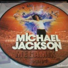 Discos de vinilo: MICHAEL JACKSON - IMMORTAL ..LP - PICTURE DISC . MUY DIFICIL DE CONSEGUIR DE COLECCION - 2011. Lote 228056725