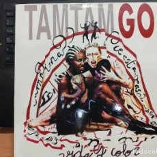 Discos de vinilo: TAM TAM GO! - VIDA Y COLOR (LP, ALBUM) SELLO:EMI CAT. Nº: 090 7809811. COMO NUEVO.MINT / NEAR MINT. Lote 228064385