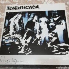 Discos de vinilo: DISCO VINILO BARRICADA-NO HAY TREGUA.. Lote 228066700