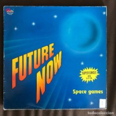 Discos de vinilo: FUTURE NOW - SPACE GAMES - 12'' MAXISINGLE SALSOUL SPAIN 1982. Lote 228094065