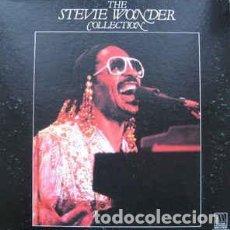 Discos de vinilo: STEVIE WONDER – THE STEVIE WONDER COLLECTION BOX SET CON 4 DISCOS. Lote 228132321