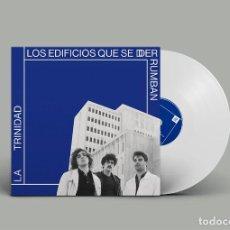 Discos de vinilo: LA TRINIDAD - LOS EDIFICIOS QUE SE DERRUMBAN. Lote 228132335