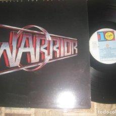Discos de vinilo: WARRIOR - FIGHTING FOR THE EARTH -1985 VIRGIN OG ESPAÑA EXCELENTE CONDICION. Lote 228132870