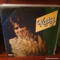 Discos de vinilo: KATY / KATY / MALLER 1984. Lote 228132895