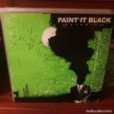 Discos de vinilo: PAINT IT BLACK / PARADISE / JADE TREE 2005. Lote 228134570