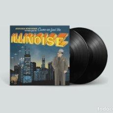 Discos de vinilo: SUFJAN STEVENS - ILLINOISE. Lote 228135045