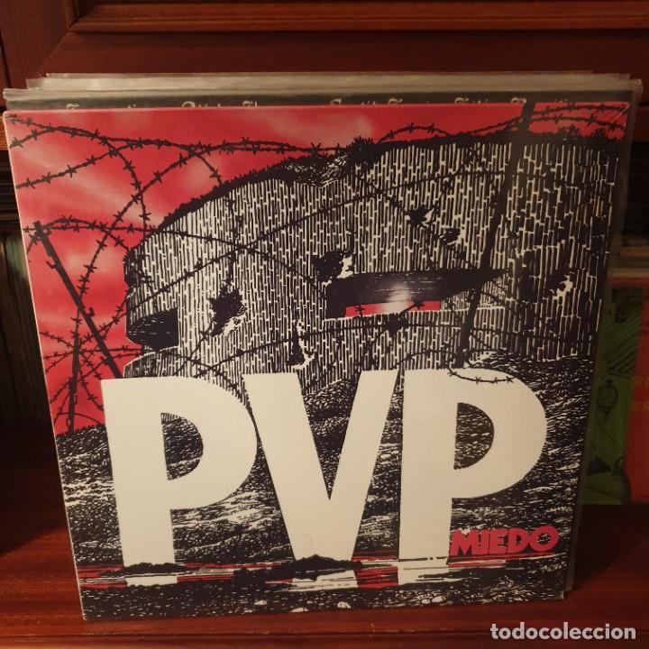 PVP / MIEDO / BEAT GENERATION 2012 (Música - Discos - LP Vinilo - Punk - Hard Core)