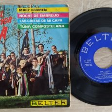 Discos de vinilo: TUNA DEL COLEGIO MAYOR LOYOLA. Lote 228140720
