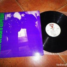 Discos de vinilo: RUN DMC RAISING HELL LP VINILO DEL AÑO 1986 CANADA CONTIENE 12 TEMAS HIP HOP RAP MUY RARO. Lote 228168490