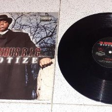 Discos de vinilo: THE NOTORIOUS B.I.G. - HYPNOTIZE - MAXI - UK - PUFF DADDY RECORDS - REF 74321 46641 1 - LV -. Lote 228194180