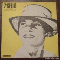 """Discos de vinilo: 7ºSELLO - ESPACIO VACÍO (12"""", MAXI) (PRODUCCIONES TWINS - T 1216). Lote 228232635"""