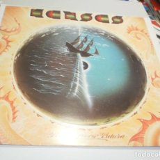 Discos de vinilo: LP KANSAS. POINT OF KNOW RETURN. EPIC 1977 HOLLAND (PROBADO, BIEN, BUEN ESTADO). Lote 228238105