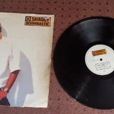 Discos de vinilo: SHAGGY - BOOMBASTIC - MAXI - UK - VIRGIN - PLS 903 - L -. Lote 228252785