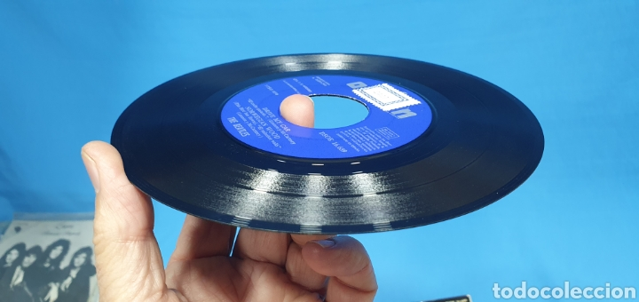 Discos de vinilo: DISCO DE VINILO - THE BEATLES - DRIVE MY CAR 1966 - Foto 6 - 228272380