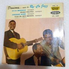 Disques de vinyle: LE RY-CO JAZZ - DANSONS AVEC LE RY-CO JAZZ VOL. 21. Lote 228272558