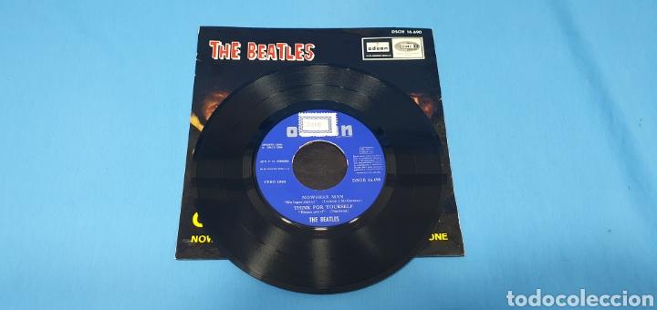 Discos de vinilo: DISCO DE VINILO - THE BEATLES - GIRL - 1966 - Foto 2 - 228277748