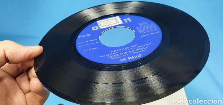 Discos de vinilo: DISCO DE VINILO - THE BEATLES - GIRL - 1966 - Foto 6 - 228277748