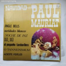 Discos de vinilo: LA GRAN ORQUESTA DE PAUL MAURIAT – NAVIDAD CON PAUL MAURIAT - LP. TDKDA79. Lote 228289078
