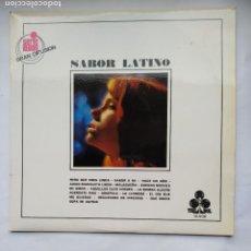 Discos de vinilo: SABOR LATINO. LOS TRES HERNANDEZ. LP. TDKDA79. Lote 228289200