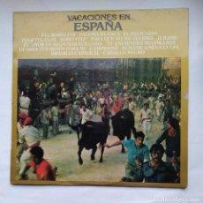 Discos de vinilo: VACACIONES EN ESPAÑA. FLY ROBIN FLY. PALOMA BLANCA. EL RELICARIO. FELICITA TA TA. LP. TDKDA79. Lote 228289985