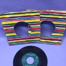 Discos de vinilo: SINGLE THE SHADOWS -- APACHE -- 1961 -- ESPAÑA --. Lote 228317830