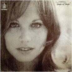 Discos de vinilo: KARINA - TIEMPO AL TIEMPO - LP SPAIN 1972 - HISPAVOX HHS 11-232 - JUAN MARQUEZ. Lote 228320150
