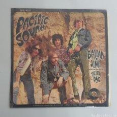 Discos de vinilo: PACIFIC SOUND - BALLAD TO JIMI/THICK FOG (SUIZA - SPLENDID - 970) MUY RARO!!. Lote 100536175