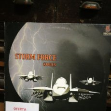 Discos de vinilo: MAXI SINGLE STORM FORCE- KOOTEX (DIVUCSA), 2001.. Lote 278545558
