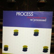 Discos de vinilo: DOBLE MAXI SINGLE (X2) PROCESS- INTERKONTINENTALE REMIXE, RE'PROCESSED (TRAUM SCHALLPLATTEN).. Lote 228336085