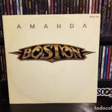 Discos de vinilo: BOSTON - AMANDA. Lote 228342105
