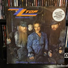 Discos de vinilo: ZZ TOP - ROUGH BOY. Lote 228343910