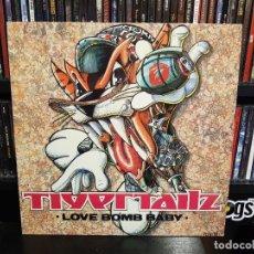 Discos de vinilo: TIGERTAILZ - LOVE BOMB BABY. Lote 228345160