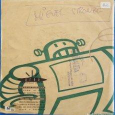 Discos de vinilo: SINGLE / MIGUEL STRONZ / PRESENCE OF LOVE / AREA INTERNATIONAL PI-31493-S / 1993 PROMO (SOLO CARA A). Lote 228348915