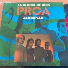 Discos de vinilo: PROA (LA GLORIA DE DIOS) SINGLE ESPAÑA 1972 ESPIRAL (EPI20). Lote 228352060
