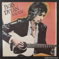 Discos de vinilo: BOB DYLAN - SAVED / ARE YOU READY - SINGLE 1980. Lote 228361425