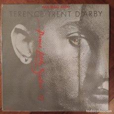 """Discos de vinilo: TERENCE TRENT D'ARBY - DANCE LITTLE SISTER (12"""", MAXI) (CBS) CBS 651111 6. Lote 228382965"""