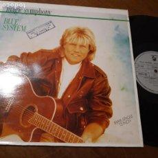 Discos de vinilo: BLUE SYSTEM - MAGIC SYMPHONY - MAXI - HANSA -ESPAÑA-1989-. Lote 228388855