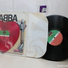 Discos de vinilo: ABAB -I LOVE-- 1984--NEW YORK--U.S.A.--ATLANTIC--. Lote 228397225