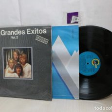 Discos de vinilo: ABAB -GRANDES EXITOS--VOL 2--GIMME GIMME GIMME --CARNABY--1979--COLUMBIA MADRID. Lote 228397425