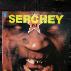 Discos de vinilo: MAXI SINGLE SERCHEY DJ.-MAGIC ENERGY (DIVUCSA), SERGIO CARRETERO.. Lote 228400835