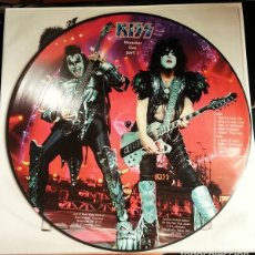Discos de vinilo: KISS ‎– MONSTER LIVE PART 1 -LP PICTURE WITH COVER-. Lote 228404675